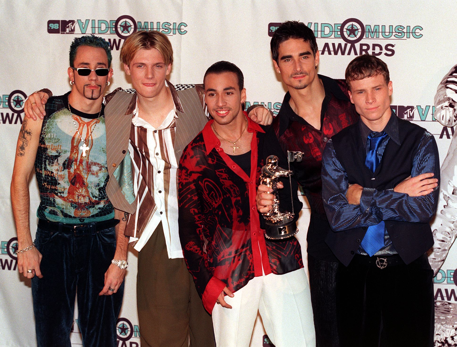 Rock your body right, the Backstreet Boys are getting their own show in Vegas
