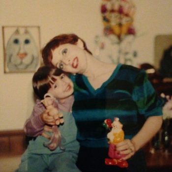 What I learned growing up with a mom who ran a singing telegram business