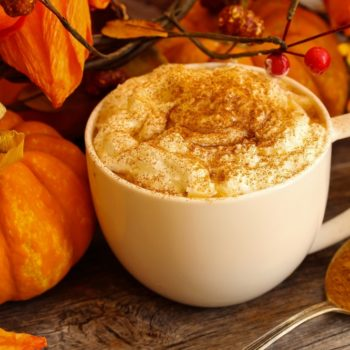 Here's how to get a discounted pumpkin spice latte at Starbucks this weekend because this is something you NEED to know