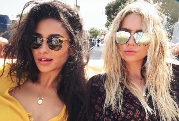 Ashley Benson and Shay Mitchell just posted the *cutest* pic, and here's how to steal both of their outfits