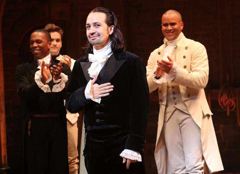 Lin-Manuel Miranda just shared a hilarious story about why he cut his signature long hair