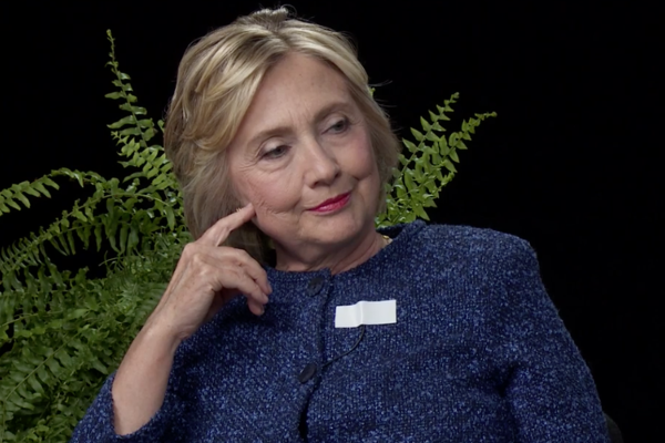 """Hillary Clinton's """"Between Two Ferns"""" episode just set an impressive record"""