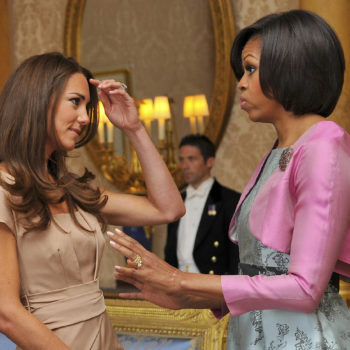 Michelle Obama just spilled the details on her sleepover at Buckingham Palace and we're so jealous