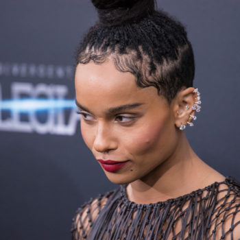 Zoë Kravitz is launching a new collab with YSL, and you can enter to win the WHOLE ENTIRE LINE