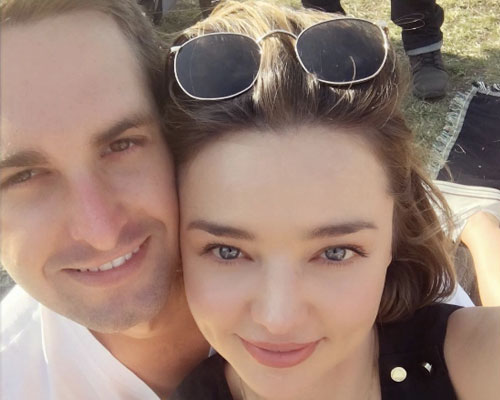 Miranda Kerr just gushed about her BF and it's some serious #relationshipgoals