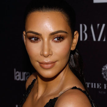 Kim Kardashian just set the record straight about that super surprising statement she recently made