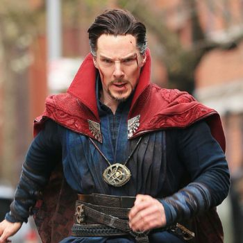 "Benedict Cumberbatch almost lost out on his ""Doctor Strange"" role in order to play this stage icon"