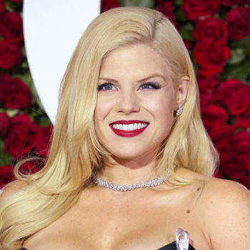 Megan Hilty is expecting ANOTHER bundle of joy and announced in the most adorable way