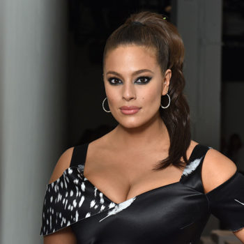Ashley Graham just shared the most empowering message about her cellulite