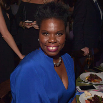 Leslie Jones singing to her dinner is basically what we're listening to today