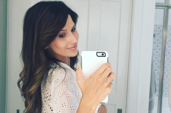 Hilaria Baldwin had an awesome response to body-shamers who made the mistake of coming for her