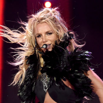 Britney Spears took this '90s look, totally upgraded it, and slayed in the process