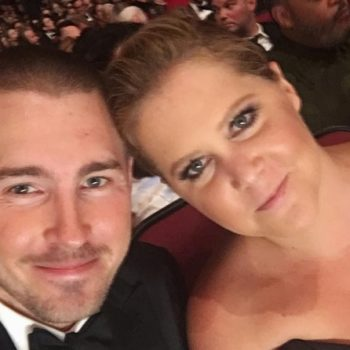Amy Schumer playing mini golf with boyfriend Ben Hanisch makes us want to hang with her SO BAD