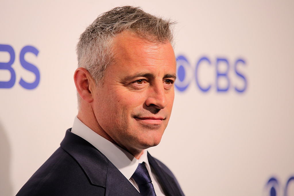 Matt LeBlanc has *another* new TV gig, and it sounds so perfect for him