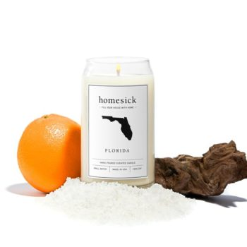 These candles smell like your home state, we need them immediately