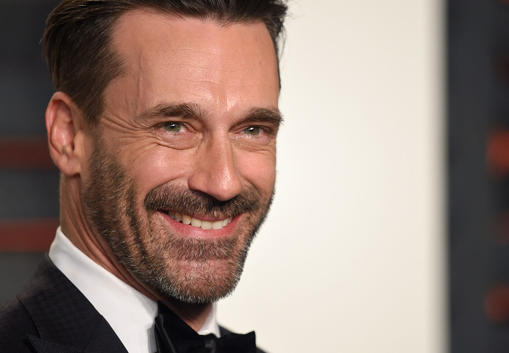 Jon Hamm just made an amazing cameo, and we're #fangirling out
