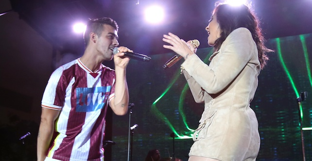 Joe Jonas opened up about his dynamic with Demi Lovato, and we needed this