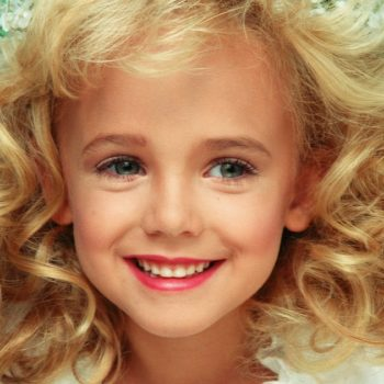 Yes, there is a JonBenét Ramsey Lifetime movie and here is the chilling trailer