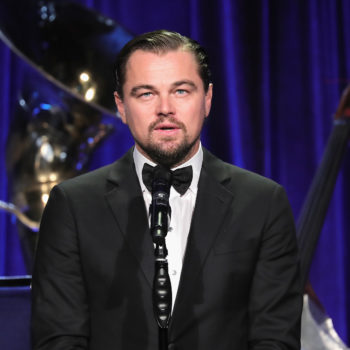 President Obama and Leonardo DiCaprio are meeting to talk about climate change, and #DREAMTEAM