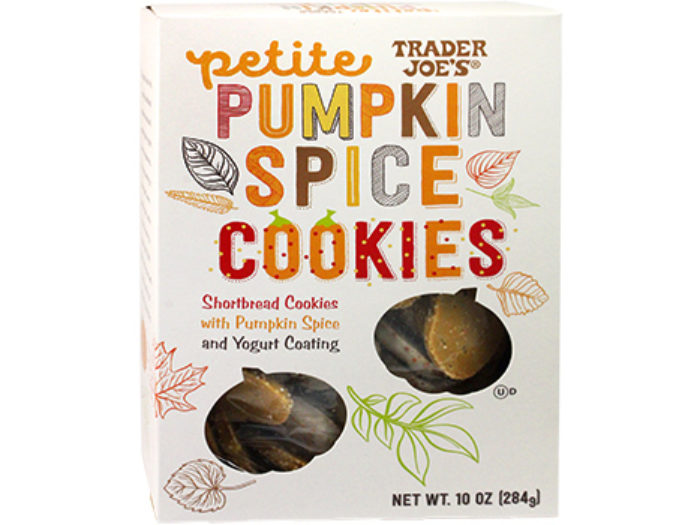 All the new pumpkin products from Trader Joe's we all absolutely must try