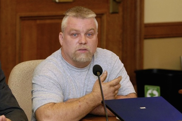 "Um, ""Making a Murderer's"" Steven Avery is engaged"