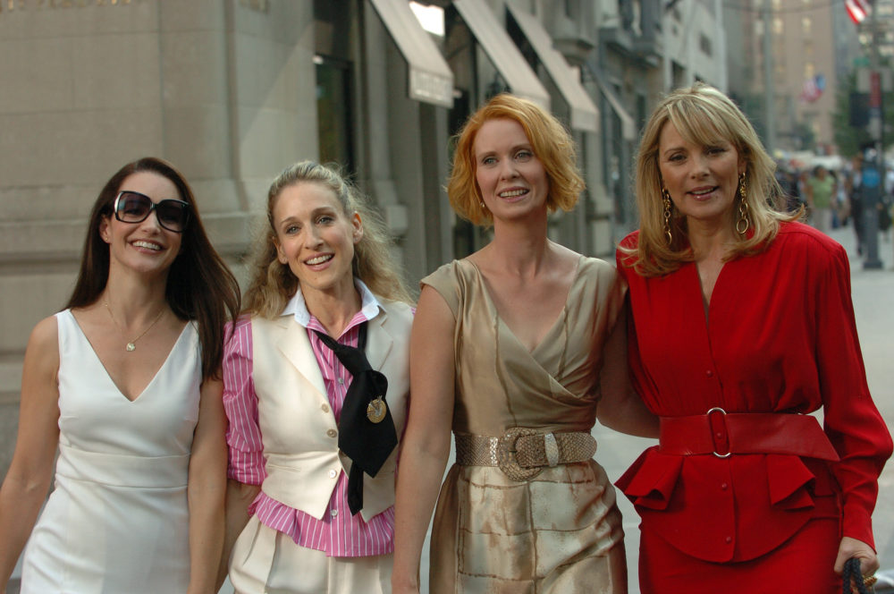 "OMG: There's a chance ""Sex and the City"" could be coming back to TV"