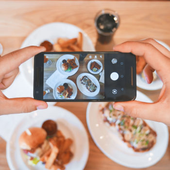 You should delete your food pics from Instagram (no, seriously, it's for such a good reason)