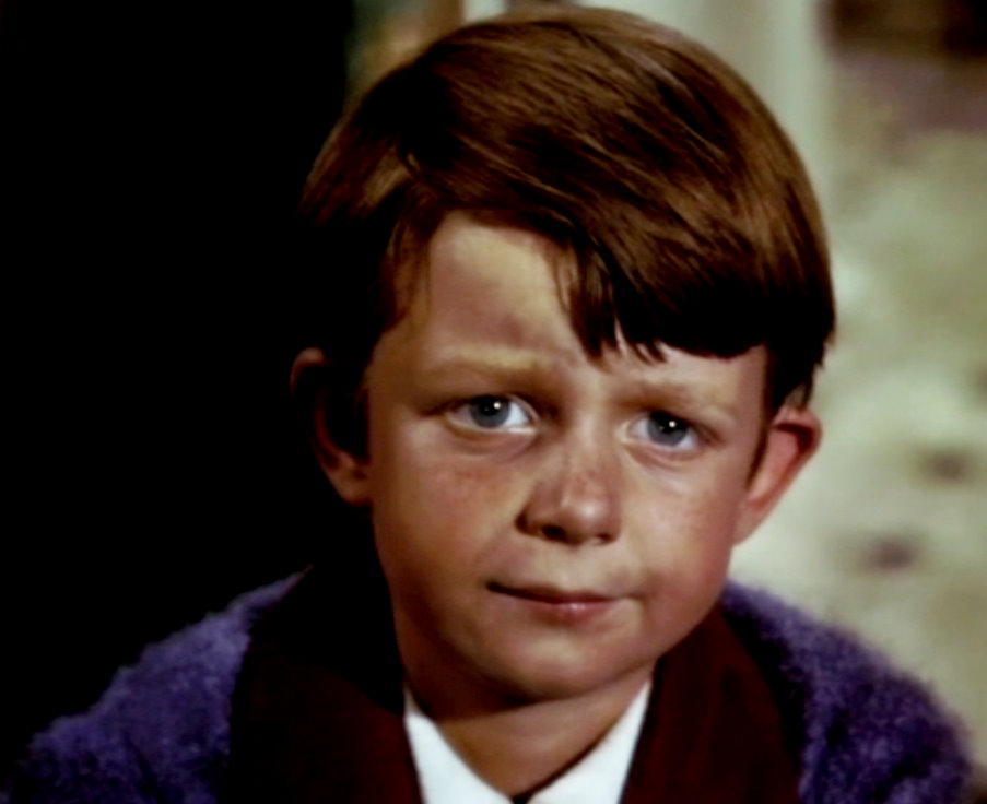 "We just learned some sad news about the little boy from ""Mary Poppins"""