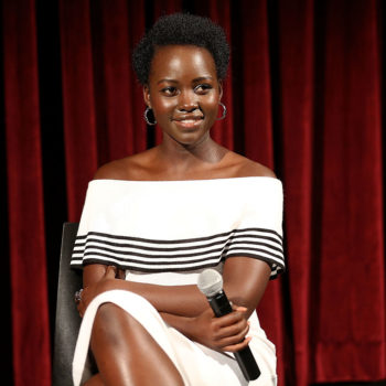 Lupita Nyong'o spits rhymes on Instagram, instantly becomes our new favorite rapper