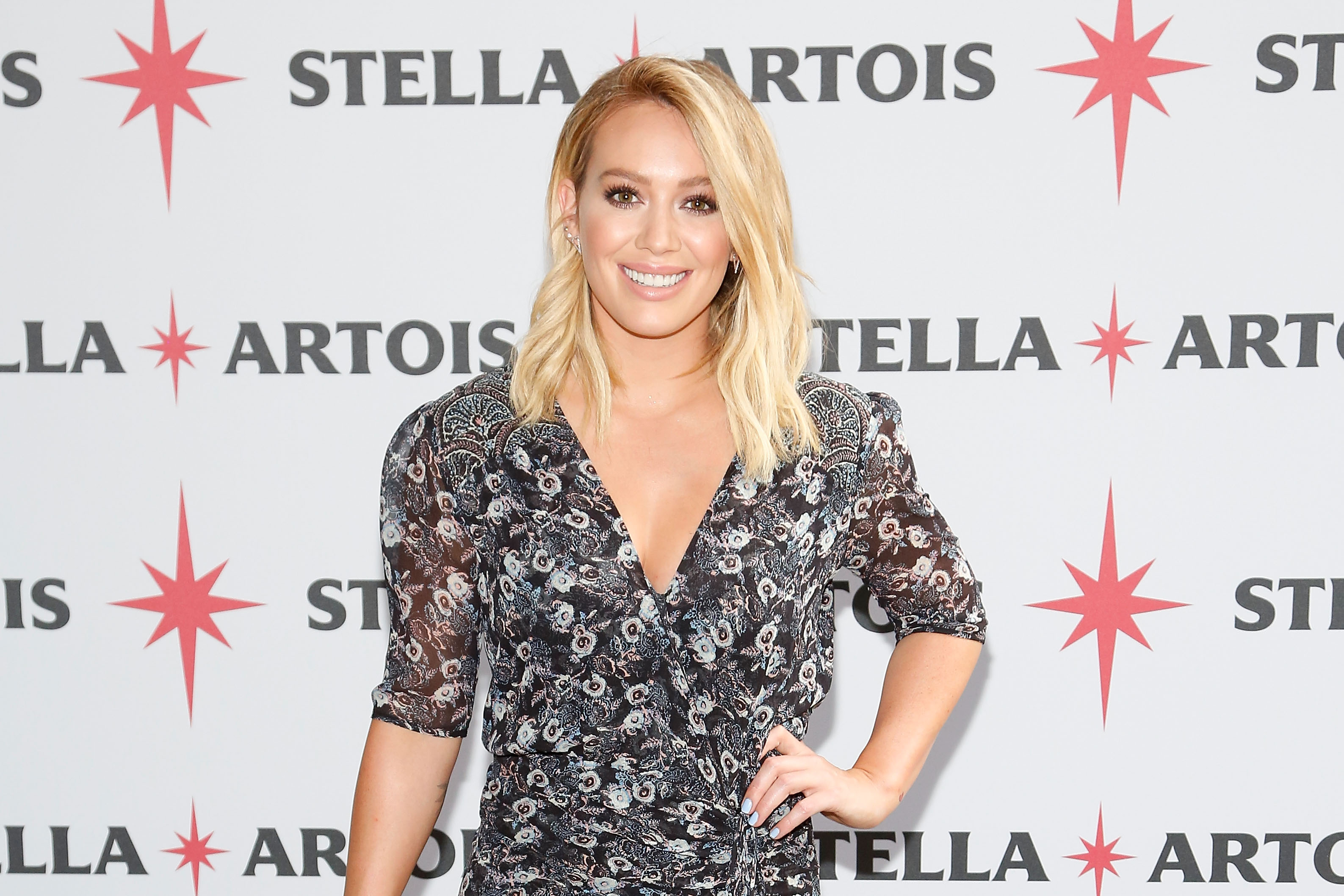 Hilary Duff wishes she worried less about this *one thing* during her 20s (and SAME)