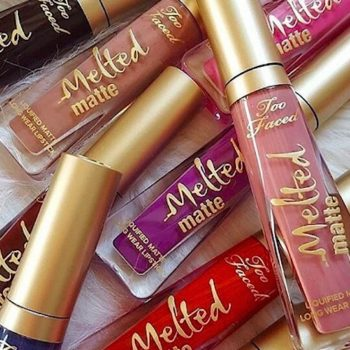 Too Faced just released this sneak peek of new Melted Matte Liquid Lipsticks and we're screaming!