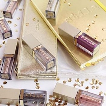 Thank the beauty gods: Stila is coming out with disco ball-style liquid eyeshadow