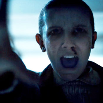 "Eleven from ""Stranger Things"" explains the difference between an ~American~ and ~British~ scream like a pro"