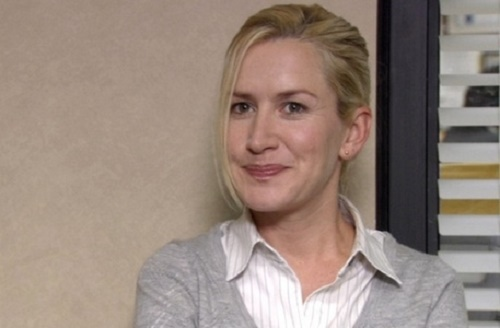 """Angela Kinsey shared a script from """"The Office"""" that will make you think SO differently of her character"""