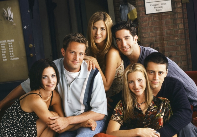 "Huh: This guest star on ""Friends"" majorly regrets being on the show"