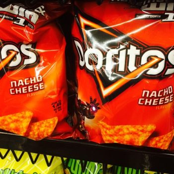 Doritos is helping get out the vote with this unique ad campaign