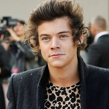 Harry Styles just debuted THREE drastic new hairstyles for his first solo magazine cover and we're loving it