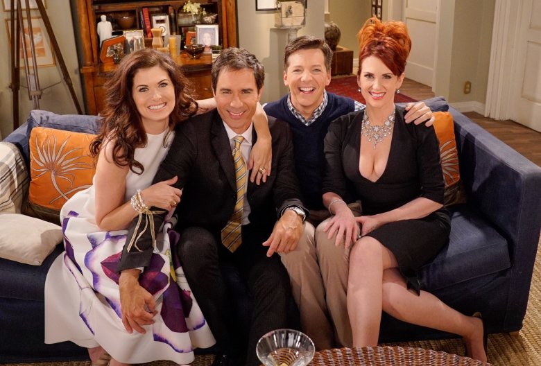 "O-M-G! ""Will & Grace"" actually returned and it was for a super important reason"
