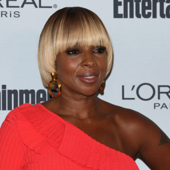 Mary J. Blige is set to interview Hilary Clinton and it looks emotional