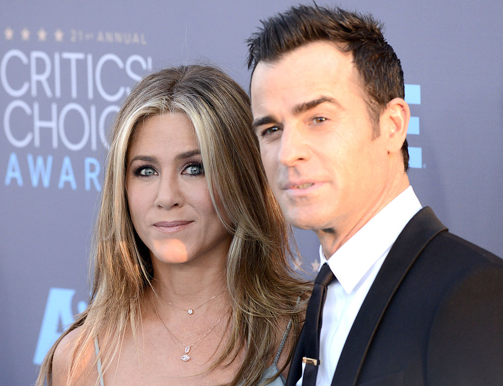Aww! Justin Theroux just revealed his ultimate favorite Jennifer Aniston film
