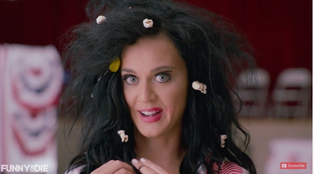 Katy Perry gets naked and tells you to vote in this hilarious AF Rock the Vote PSA