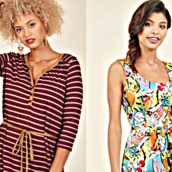 Modcloth is having a huge dress sale which means its OBVI time to refresh our closets