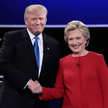 Apparently Hillary Clinton trolled Trump, and it's actually so hilarious