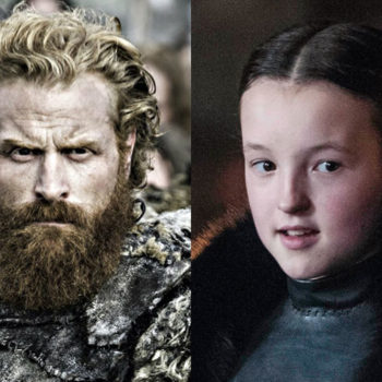 "Are Tormund and Lyanna Mormont teaming up for ""Game of Thrones"" Season 7?!"