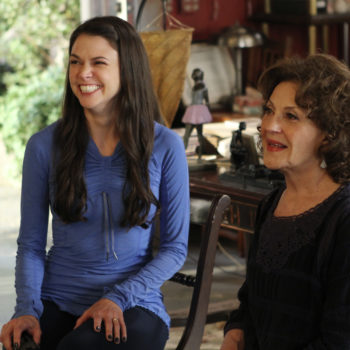 "Sutton Foster says ""Gilmore Girls: A Year in the Life"" is like a ""pinch me"" moment, and we agree"