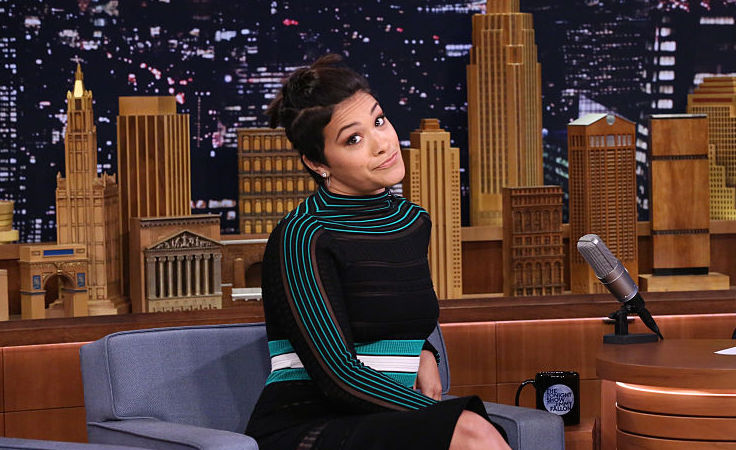 """Gina Rodriguez has an alter ego named """"Cutz,"""" watch her rap this iconic Nicki Minaj number"""