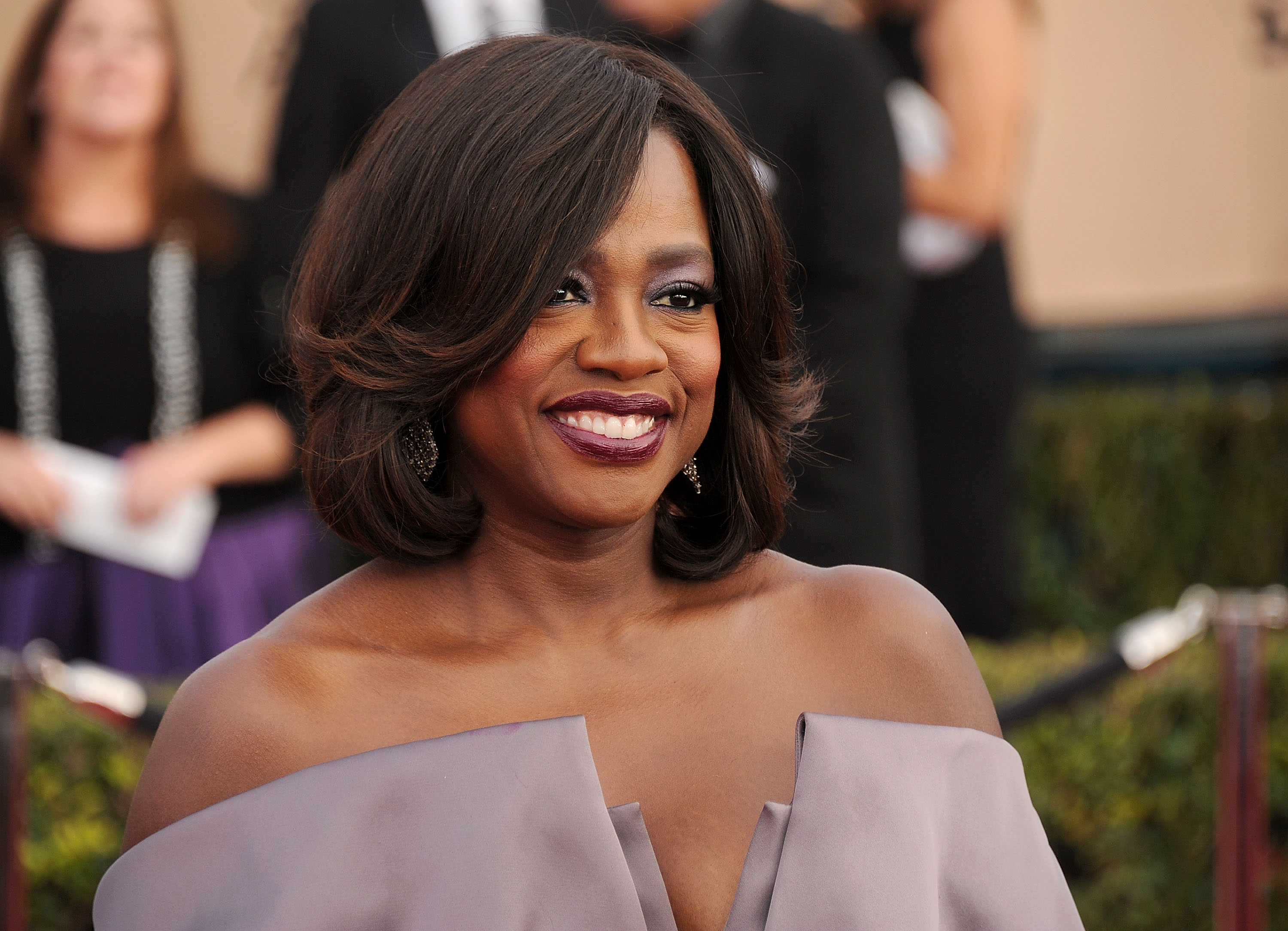 Viola Davis just became an advocate for the Rape Foundation, proving once again that she's a queen