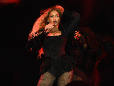 Beyoncé shared a mini-documentary reminding us that she slays, rain or shine