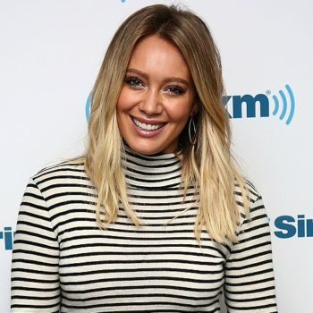 Hilary Duff just gushed about her new boyfriend, we swoon forever and ever