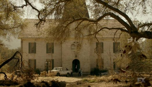 "The house in ""American Horror Story: Roanoke"" might be directly connected to ""Coven"""